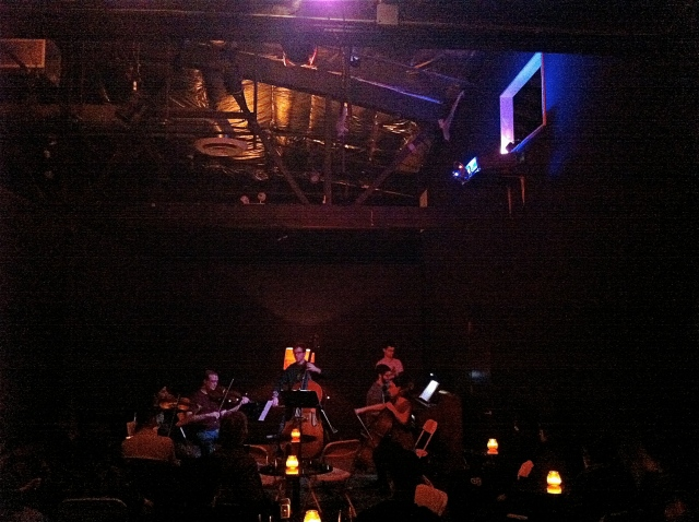 Ursa Ensemble, Constellation Revolution, October 2014
