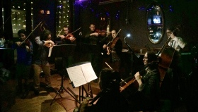 Classical Revolution Chicago plays Elgar @ The Store, 2018